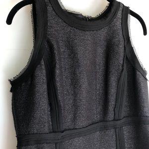Michael Kors size 6 black dress- WORN ONCE